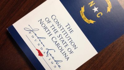 November Amendments on the Stanly County Ballot