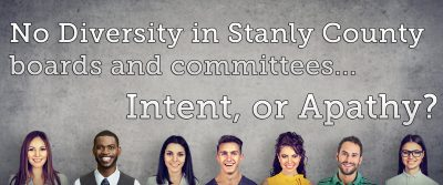 Stanly County Board Diversity