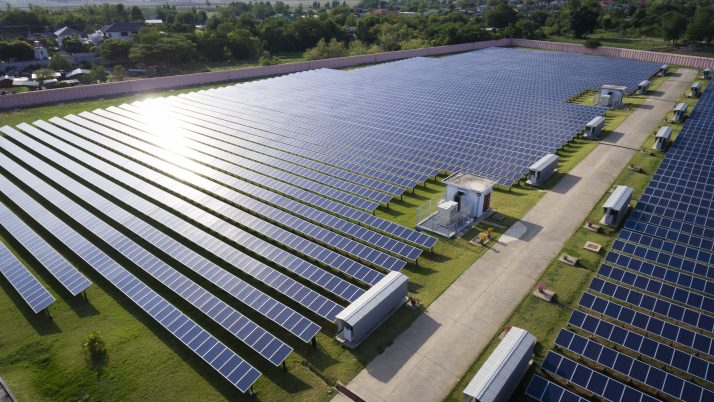 Solar Farms in Stanly County?